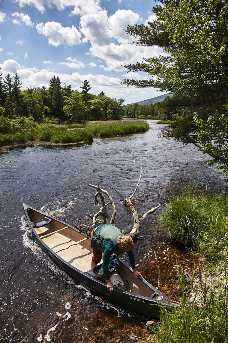 katahdin woods and waters